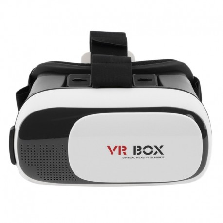 Lentes Vr Box Realidad Virtual Ios - Android + Control
