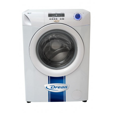Lavarropas Drean Next 7.09 Carga Frontal 7 Kg 900 Rpm