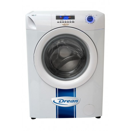 Lavarropas Drean Next 8.12 Eco Carga Frontal 8 Kg 1200 Rpm