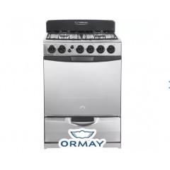 Cocina Ormay Multigas Pirómetro Grill Y Spiedo Europea Iv