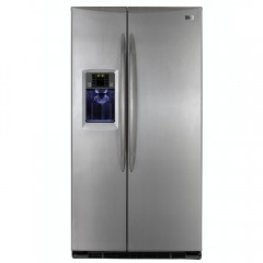 Heladera Side By Side General Electric 612 Lts Con Freezer