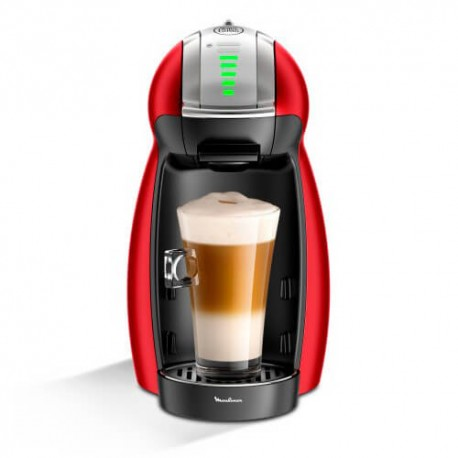 Cafetera Dolce Gusto Genio 2 Red Metal