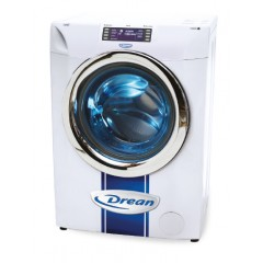 Lavarropas Drean Next 8.14WCR Frontal 8 Kg 1400 Rpm Inverter