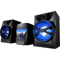Minicomponente Philco Sap-500 Cd, Cd-r/rw, Mp3, Bluetooth