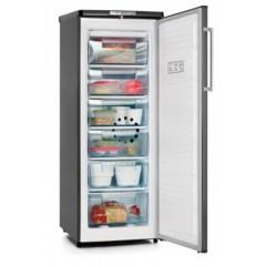 Freezer Vertical Vondom Fr140inox Acero 164 Lts