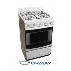 Cocina Ormay Okey Petit Multigas Color Blanco